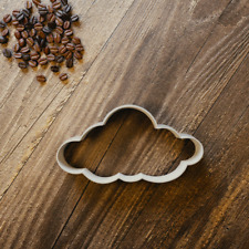Cloud 2 Cookie Cutter - 3 Sizes