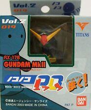 BANDAI RX-178 GUNDAM MkII NOCO NOCO WALKING RQ GUNDAM Vol.2 019 Japan