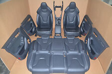 Audi rs4 8k AVANT LEATHER INTERIOR LEATHER BLACK SPORT SEATS LEATHER SEAT a4 s4
