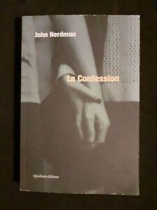 La confession de John Herdman - John Herdman