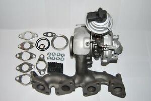 Turbo Turbolader Audi VW Passat B6 2.0TDI BMN BMR BUY 125KW 170PS Garrett 757042