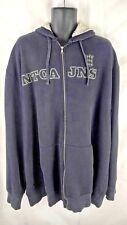 Men's Nautica Jeans Navy Blue Sweater Hoodie  2XLT