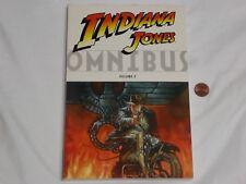 NEW (READ) Indiana Jones Omnibus Volume 2 Book Paperback onmibus vol. ii 2nd