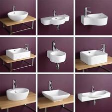 Ceramic Bathroom Sinks with Flexi Hoses