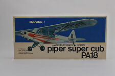 BANDAI 1/48 WEEKEN WINGS SERIES PIPER SUPER CUB PA18 KIT