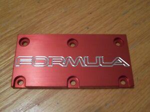 Tpi Lt1 Formula Throttle Body Cover Plate Pontiac Firebird Trans Am GTA