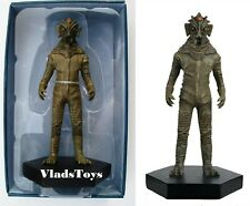 Eaglemoss Uk Figurine Third Doctor Who Silurian #69 No magazine Usa