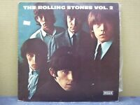 "THE ROLLING STONES - VOL. 2 - 33 GIRI LP - VG+/NM ""Reissue"""