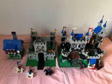 Konvolut : Räumungsfund - LEGO - Ritterburg - 6090 - 6080 - 3739 - Original