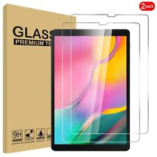 (2 Pack) For Samsung Galaxy Tab A 10.1 (2019) Tempered Glass Screen Protector