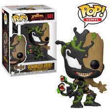 Venomized Groot Phase 3 Funko Pop Vinyl Figure Official Marvel Venom Collectable