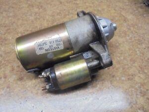 2004 Ford Mustang 3.9L 3.9 L 6 Cylinder Electric Starter Motor Starting 3.8L 03