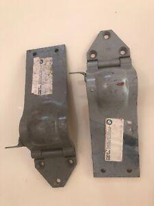 BMW E24 door hinges left right 41511839963 / 41511839964