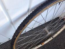 Rear Grass Track Wheel - Mavic OR7 Rim, Maillard Hub, Cross Tub