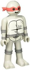 TMNT Raphael Black and White Playmobil Figure - EE Exclusive 98377