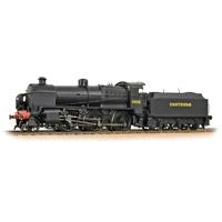 Bachmann 32-166 OO Gauge SR Black N Class 1406