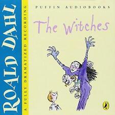 Las Brujas de Roald Dahl Audio CD Libro 9780141805962 Nuevo