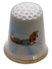 BN Personalised Photographic Thimble, Fine Bone China Thimble, Photo Gift