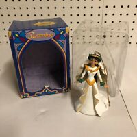 Grolier Disney First Issue Jasmine 1997 Ornament & the Aladdin King of Thieves