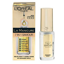 Loreal Paris La Manicure 7 in 1 Saviour 5ml Nourishing Argan Oil