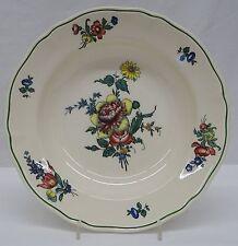 Villeroy & Boch Alt Strassburg Suppenteller tiefer Teller gelbe Chrysanteme