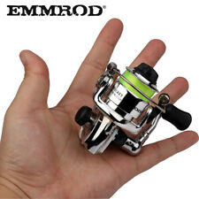 EMMROD HOT Mini100 Pocket Spinning Fishing Reel Alloy Fishing Tackle Small Sp…
