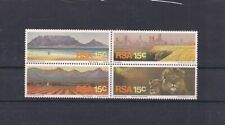 South Africa 1975 Tourism Block of 4 , Lions V / Fine MNH Classics