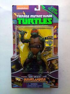 Teenage Mutant Ninja Turtles CUSTOM MOVIE MICHELANGELO Classic Collection TMNT
