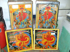 "Lot Of 2-1976 Bally ""Fireball"" 1 & 2 Version Non Commercial Pinball Machines"