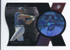 1997 SPx * ANDRUW JONES * Bound for Glory AUTOGRAPH - #d 45/250 Braves