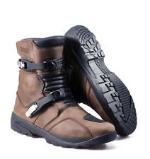 Fusport GIBSON Low Adventure Motorcycle Boots Size US12 EU45