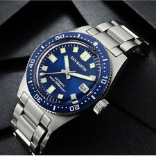 San Martin New 62Mas Watches Automatic Diving Watch Stainlss Steel Watch 30ATM