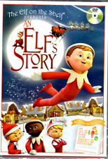 An Elf's Story~Based on Elf on the Shelf Tradition~DVD~Christmas~New & Sealed