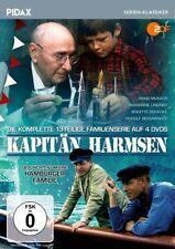 Kapitän Harmsen - Geschichten um eine Hamburger Familie * DVD Serie Pidax Neu