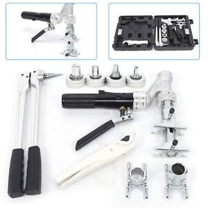 16-32 Hydraulische SchiebehüLsenwerkzeug Presszange Aluminum für REHAU HIS 311