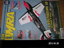 MRA n°828 plan encarté Le Sulfure / Gee Bee Y F-100 Fly-Lite Minimoa