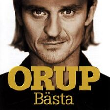 "Orup - ""Basta"" - Sweden/Swedish Best of  - Double CD"