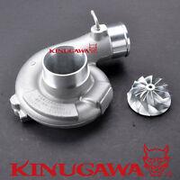 Kinugawa Turbo Compressor Housing + 19T GTX Billet Wheel Upgrade SUBARU TD04L13T