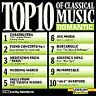 Top 10 of Classical Music: Romantic (CD, Apr-1990, Laserlight) DISC ONLY #H99