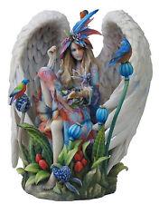Veronese Designer Figurine Sheila Wolk Sanctuary Angel Limited Edition