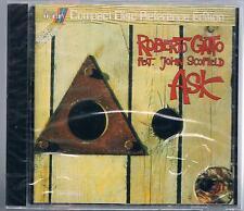 ROBERTO GATTO feat. SCOFIELD ASK CD F.C. SIGILLATO!!!