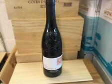 1 bouteille  Gigondas   Mas du Goudareau millésime 2014 bouteille armoriée