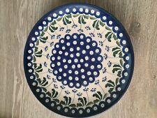 2 Essteller Bunzlauer Keramik neu/gebraucht 25 cm D