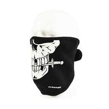 NWT Schampa Fleeceprene Skull Facemask Jolly Pirate VNG100-D