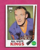 1969-70 TOPPS  # 101 KINGS BILL WHITE EX-MT CARD (INV# A8339)