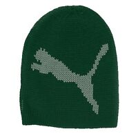 New Puma Chunky Cable Knit Unisex Lifestyle Winter Beanie Hat Woolie Cap rrp £25