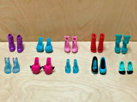 Lot of 10 Monster High Pair of Shoes