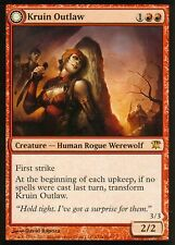Kruin Outlaw / Terror of Kruin Pass | NM | Innistrad | Magic MTG
