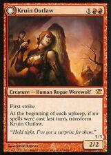 Kruin Outlaw / Terror of Kruin Pass | EX | Innistrad | Magic MTG