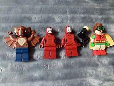 LEGO 70905- Kabuki twins, Man-bat, Robin w/ gun